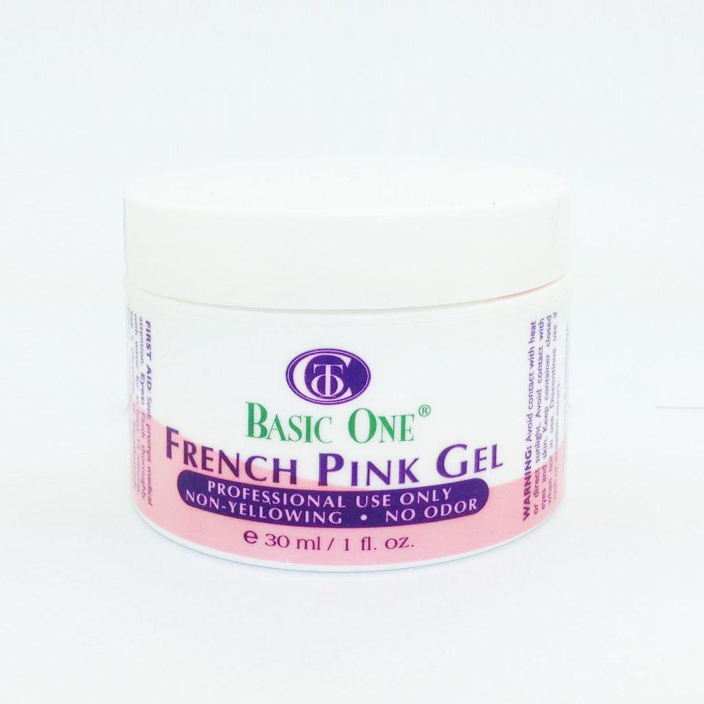 Basic One French Pink Gel