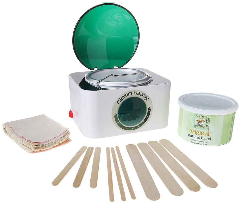 Clean + Easy Pot Wax Mini Kit – Ohřívač vosku