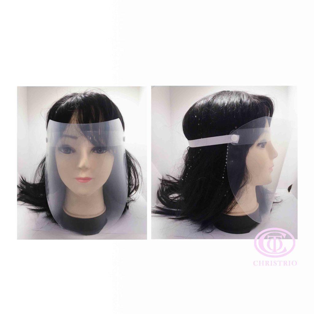 Face Shield – Obličejový ochranný štít