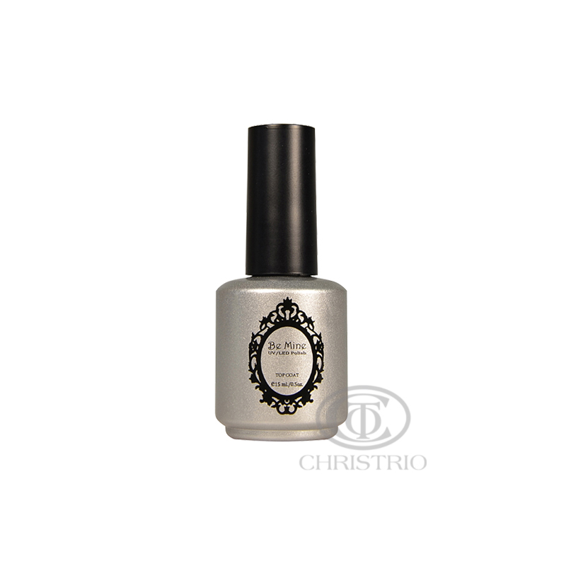 BE MINE UVLED gel polish 0,5oz 15ml - Top Coat