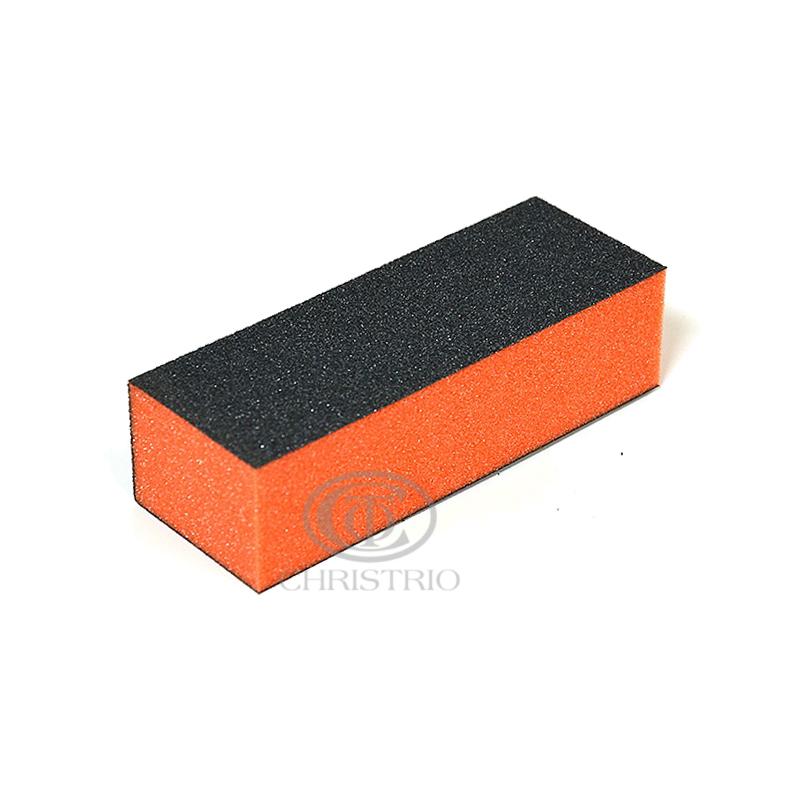 Buffer 2 colours - black orange