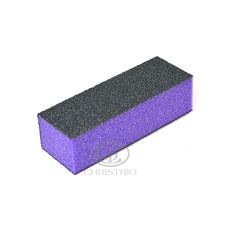 Buffer 2 colours - black violet