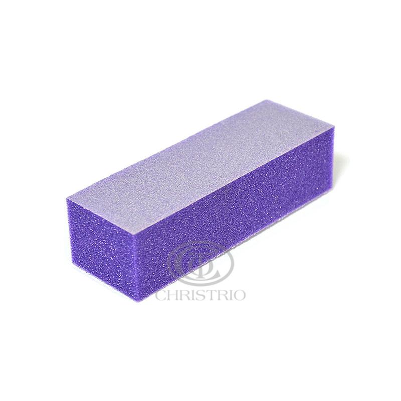 Buffer 2 colours - white violet