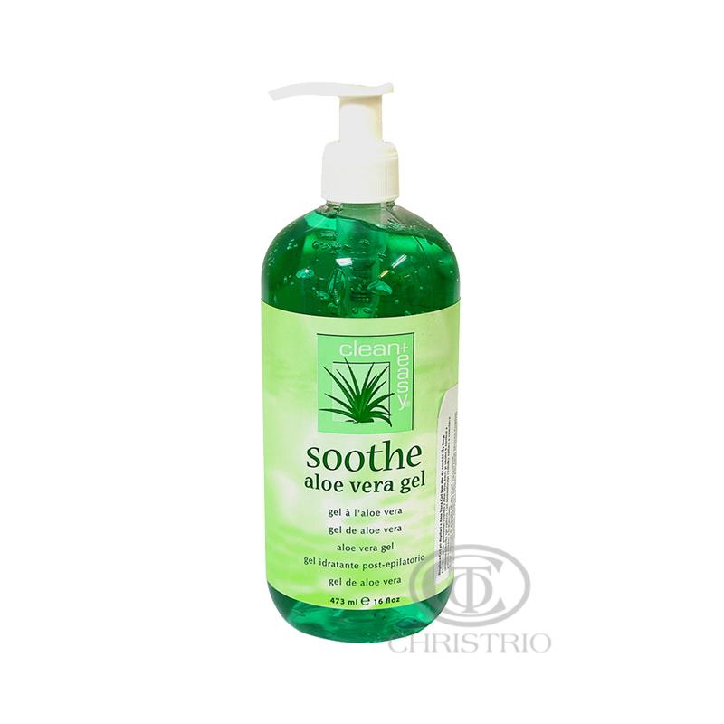 CLEAN+EASY Soothe Aloe Vera 16oz 500ml