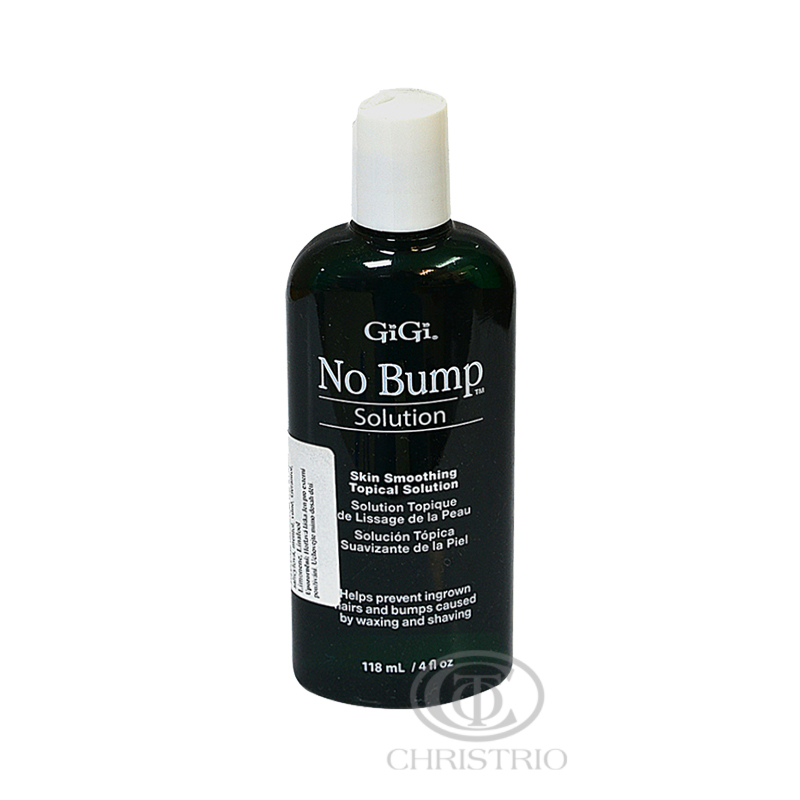 GIGI No Bump Solution 4oz 118ml - GIGI No Bump Solution
