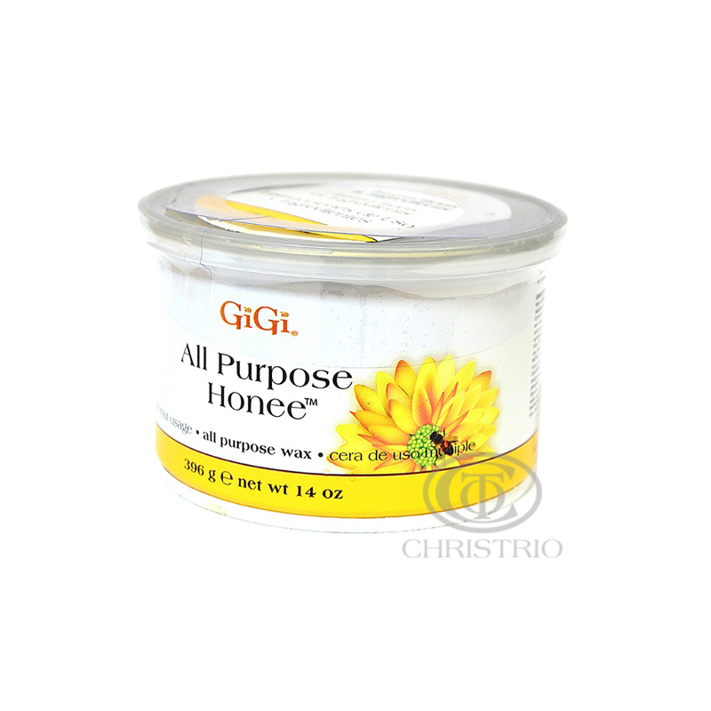 GIGI Wax 14oz 396g - GIGI All Purpose Honee