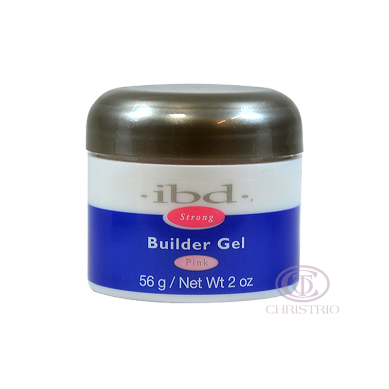 IBD Strong Builder Gel 2oz 56g - pink