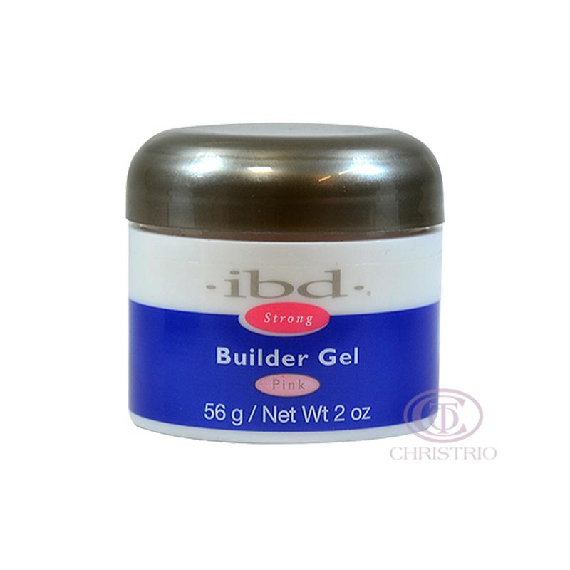 IBD Strong Builder Gel 2oz 56g - pink