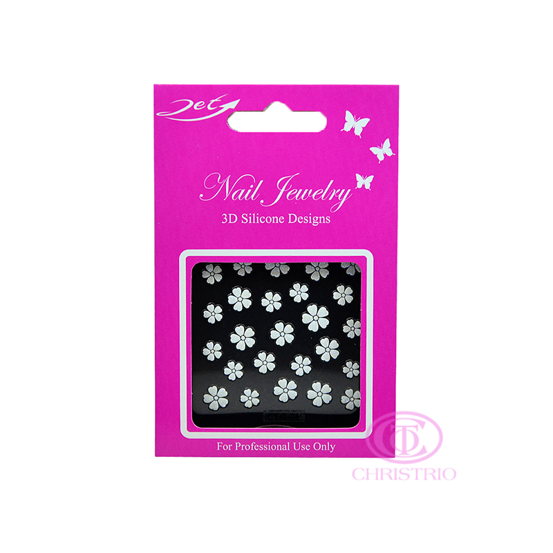 JET Nail Jewelry 3D Silicone Designs - 6