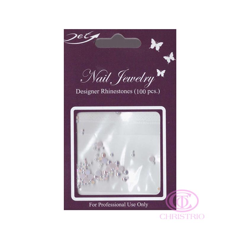 JET Nail Jewelry Designer Rhinestones - 14