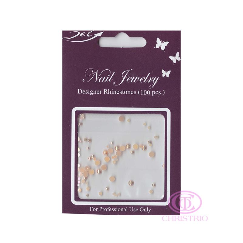 JET Nail Jewelry Designer Rhinestones - 16