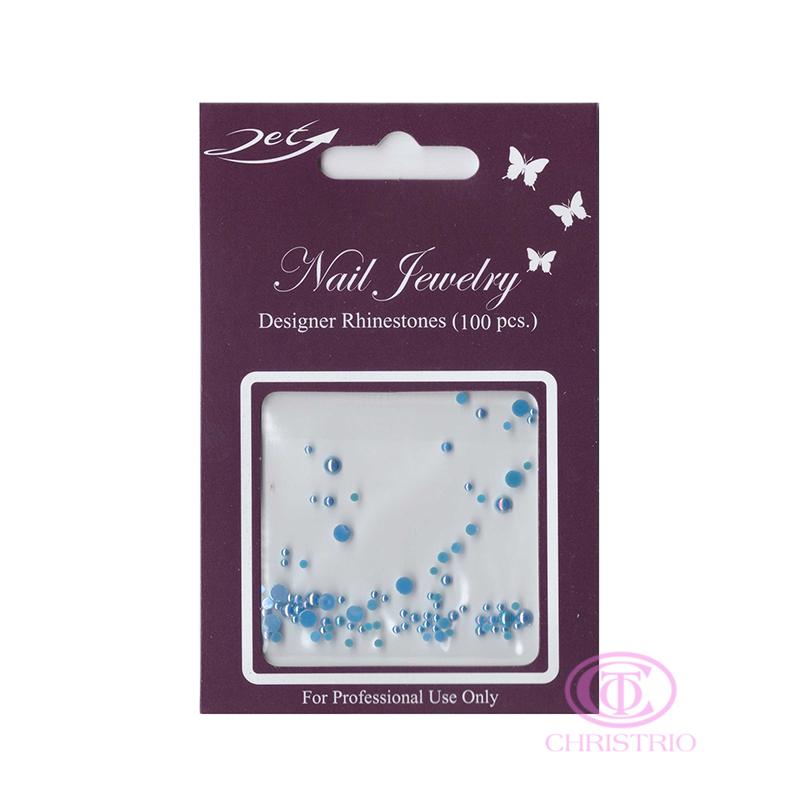 JET Nail Jewelry Designer Rhinestones - 18