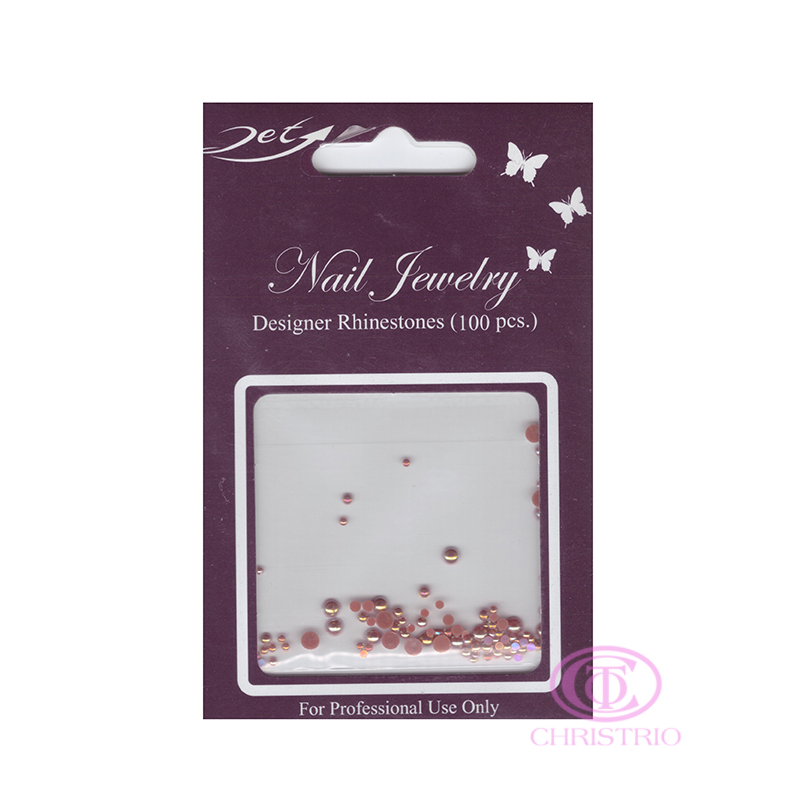 JET Nail Jewelry Designer Rhinestones - 19