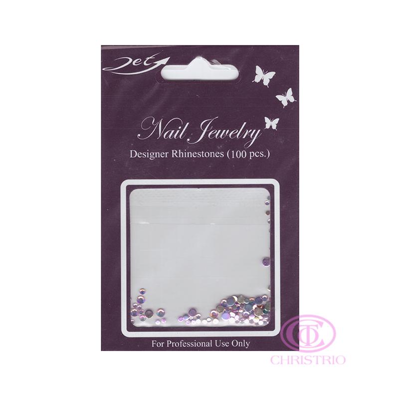 JET Nail Jewelry Designer Rhinestones - 3