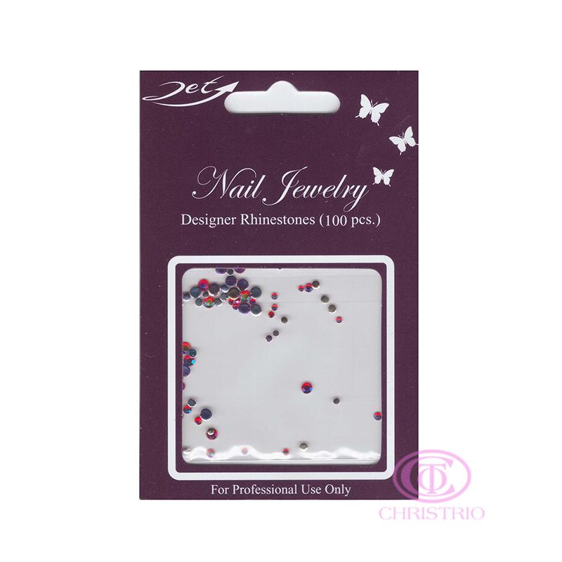 JET Nail Jewelry Designer Rhinestones - 4
