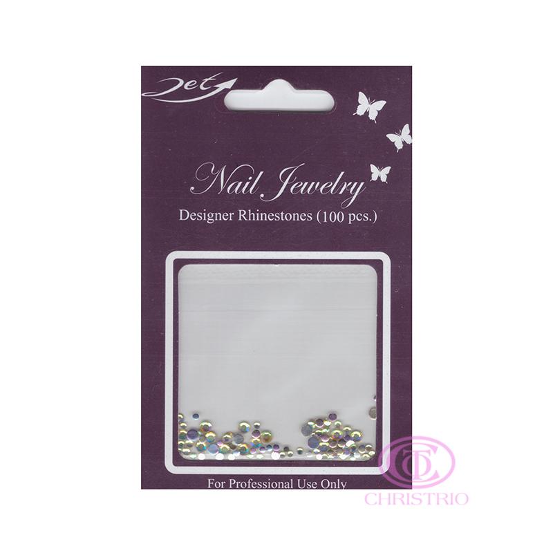 JET Nail Jewelry Designer Rhinestones - 5