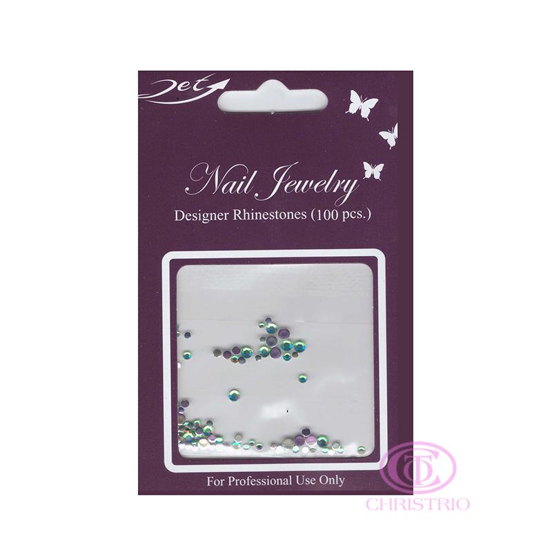 JET Nail Jewelry Designer Rhinestones - 9
