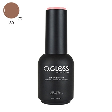 Q.Gloss 3 in 1 Gel Polish #39