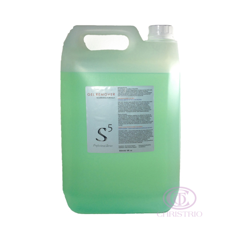 S5 Gel Remover 5l