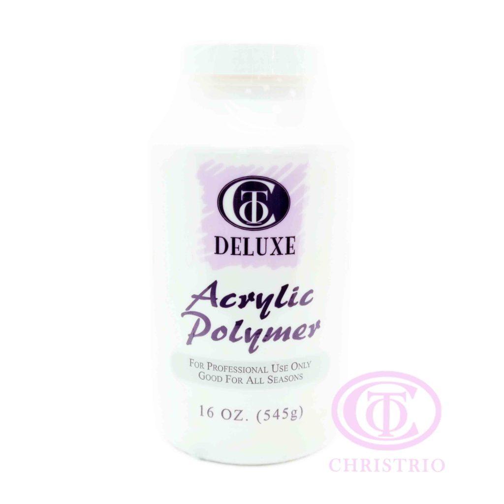 Christrio Deluxe acrylic polymer – Pudr na akrylové nehty (16oz/545g)