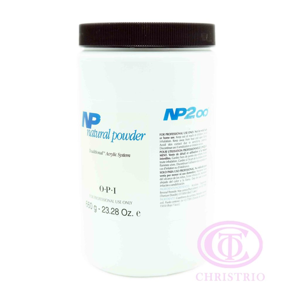 OPI NP200 Natural Powder