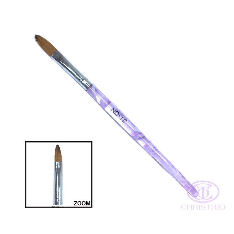 Brush 150Kč #12-Purple