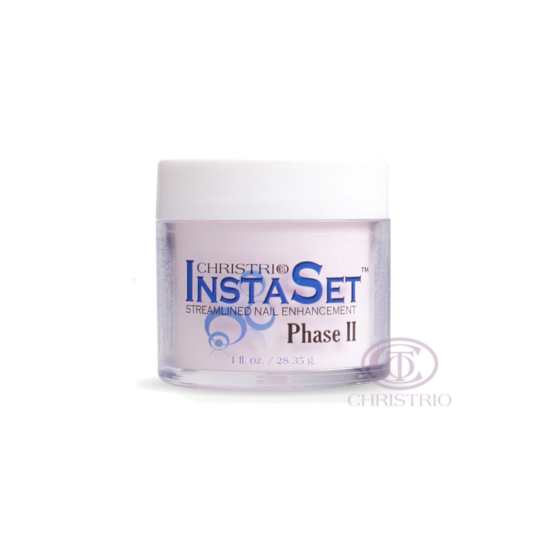 CHRISTRIO Instaset Phase Two 1oz-30g-Pink Allure