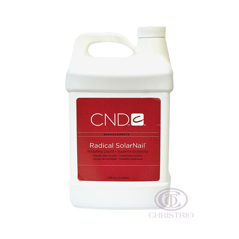 CND Liquid Radical SolarNail 1gal 3,79l