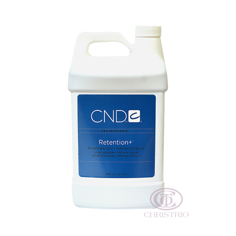 CND Liquid Retention+ 1gal 3,79l
