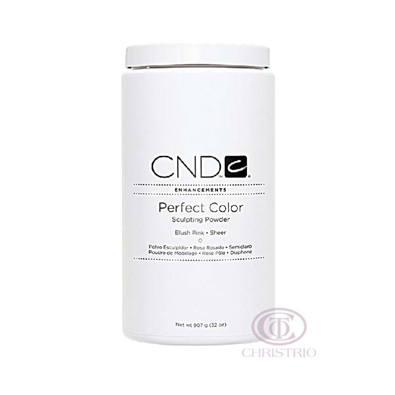 CND Perfect Color Sculpting Powder - blush pink (907g)