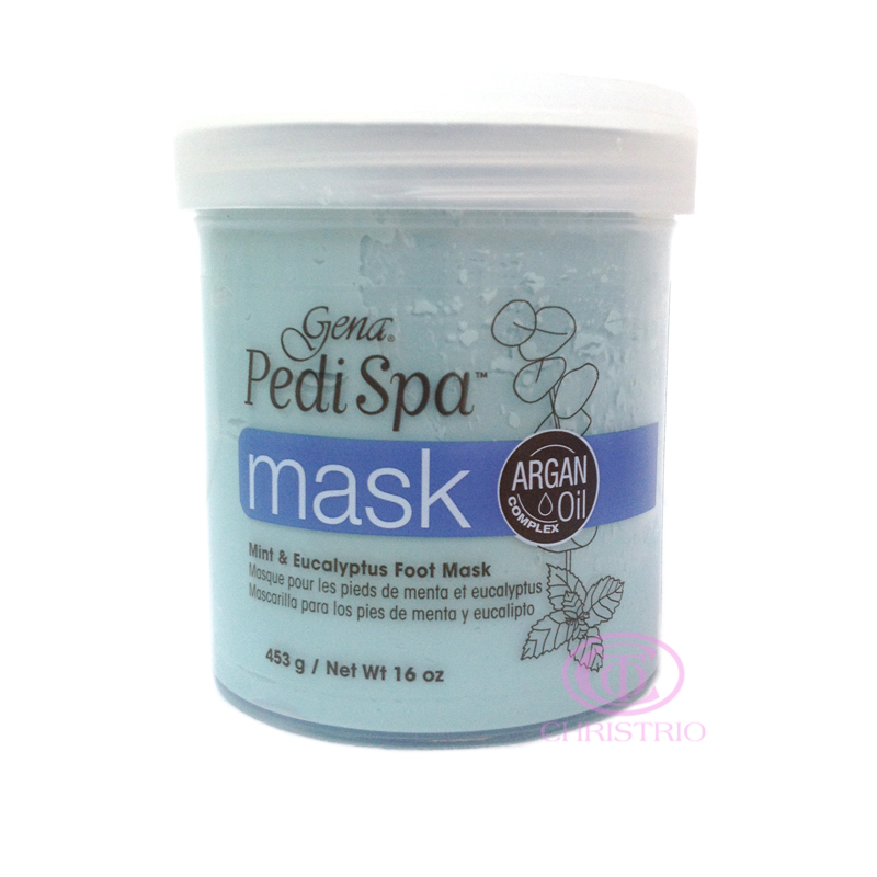 GENA Pedi Spa Mask 14fl oz - 414mL (397g) creme