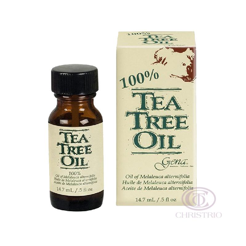 GENA Tea Tree Oil 14.7mL - 0.5fl oz
