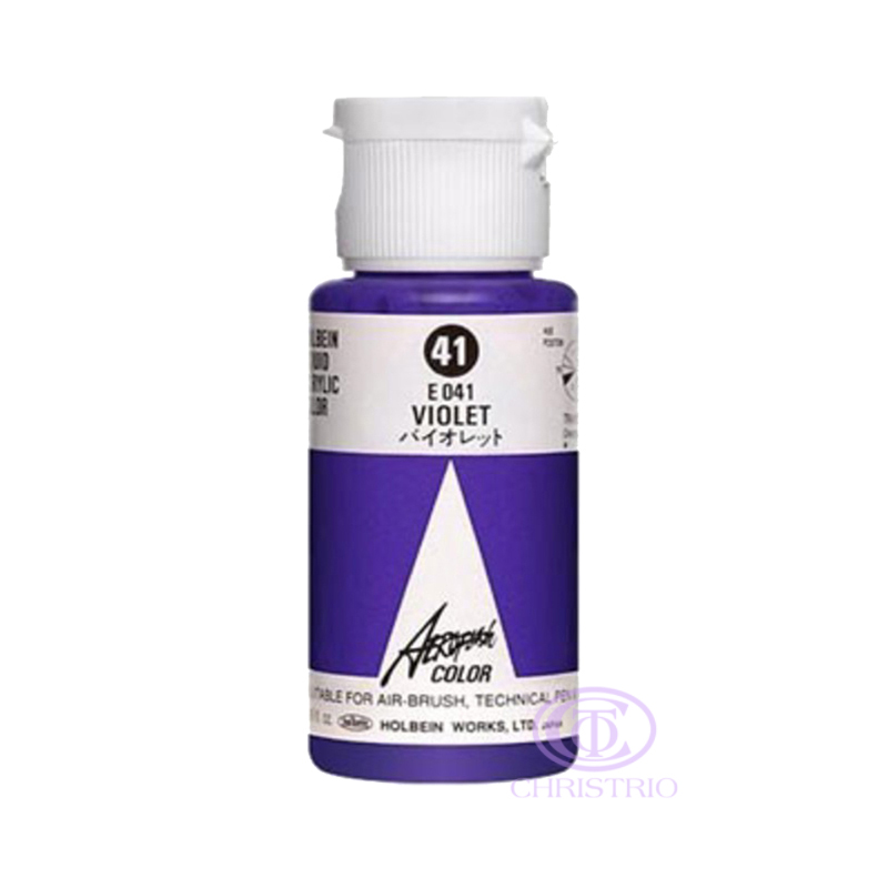 HOLBEIN Airbrush Paint 1,18oz 35ml 41-Violet