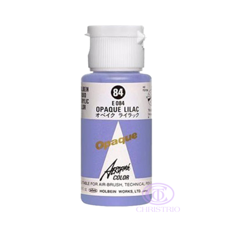 HOLBEIN Airbrush Paint 1,18oz 35ml 84-Opaque Lilac