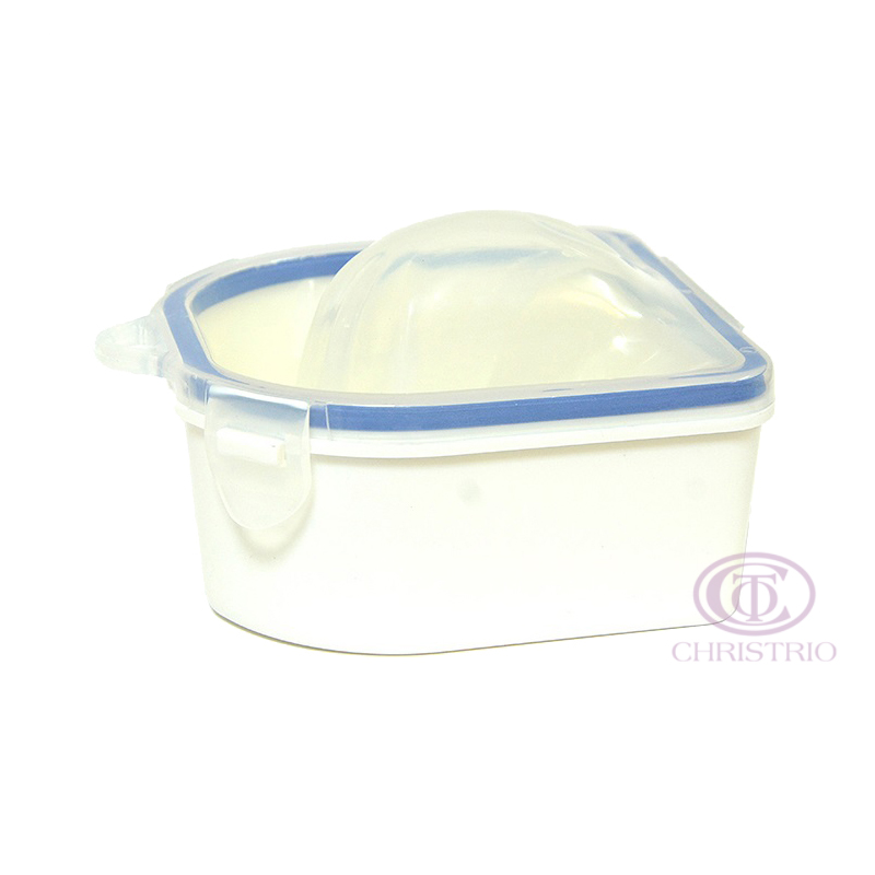 Manicure Bowl - White