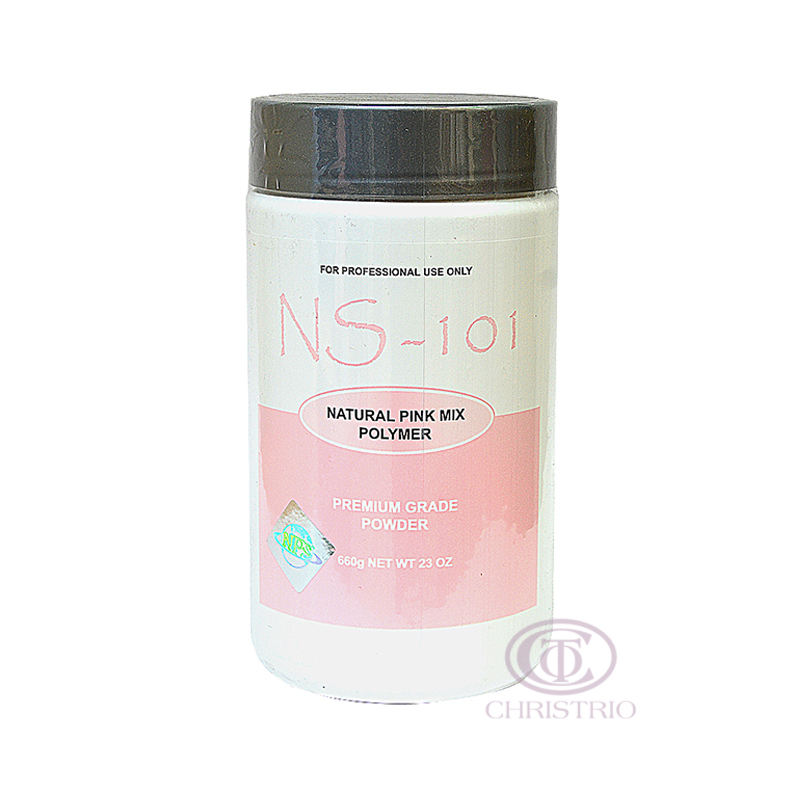 NS-101 Powder 23oz 660g - Natural pink