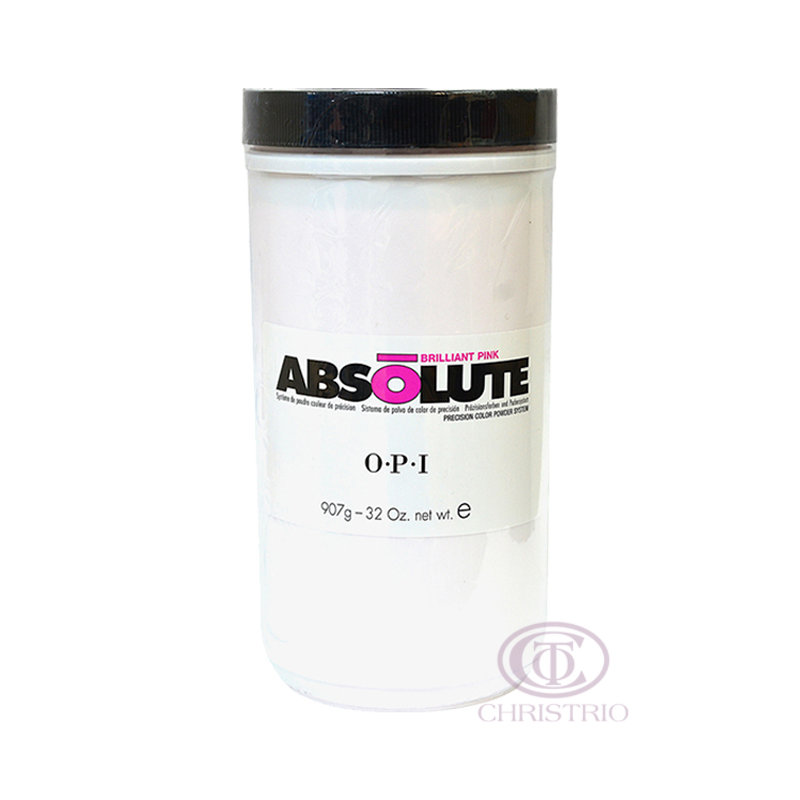 OPI Absolute powder system pink 32oz 907g