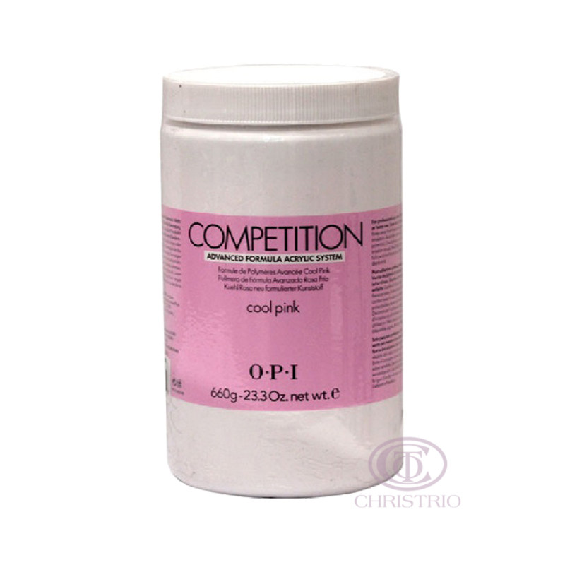 OPI Competition advanced formula acrylic system 23oz-660g -Cool pink