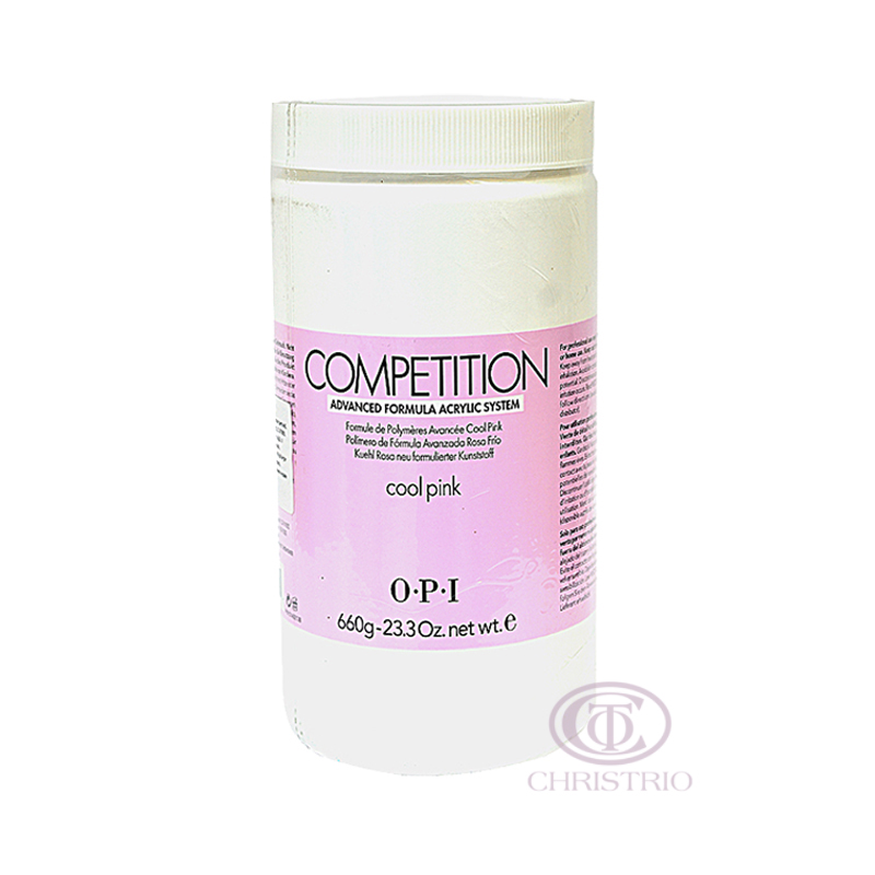 OPI Competition advanced formula acrylic system 23oz 660g - cool pink