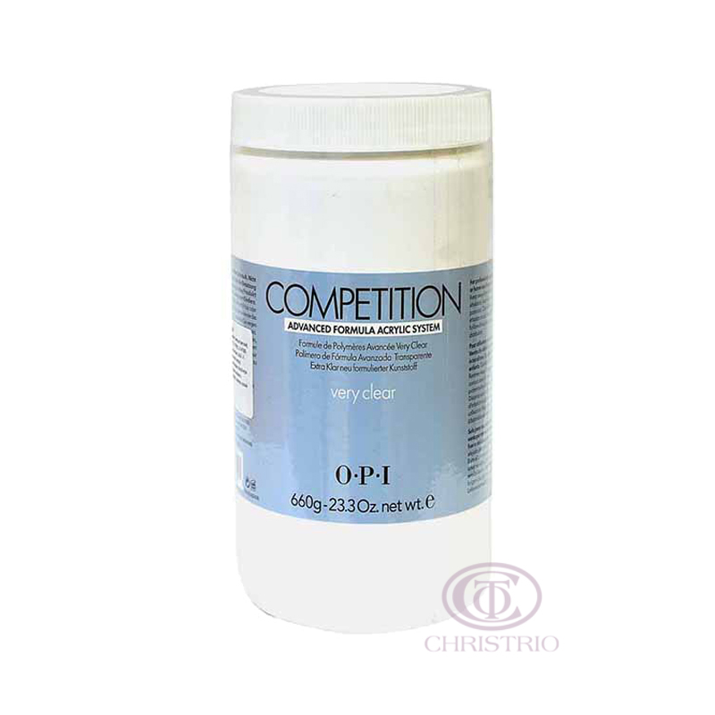 OPI Competition advanced formula acrylic system 23oz 660g - very clear