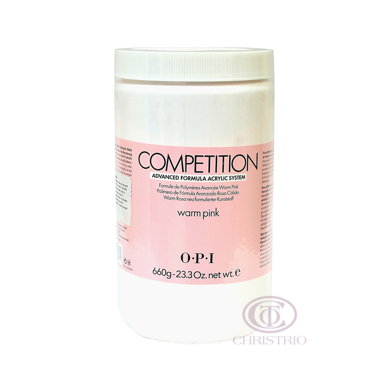 OPI Competition advanced formula acrylic system 23oz 660g - warm pink