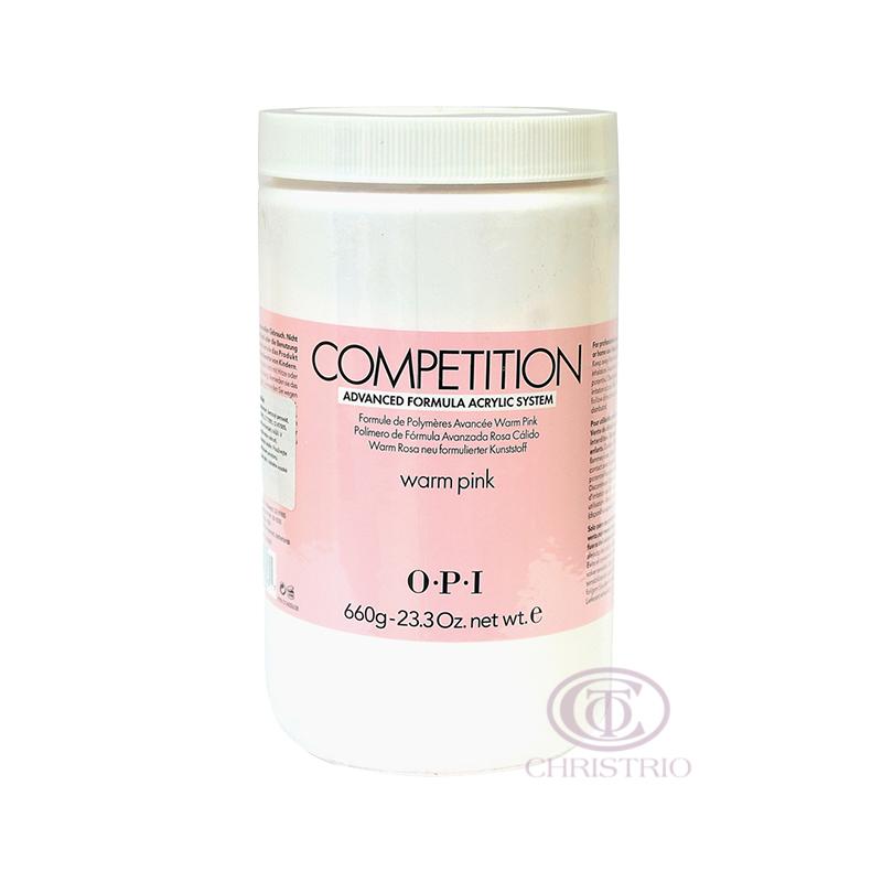 OPI Competition advanced formula acrylic system 23oz 660g - warm pink