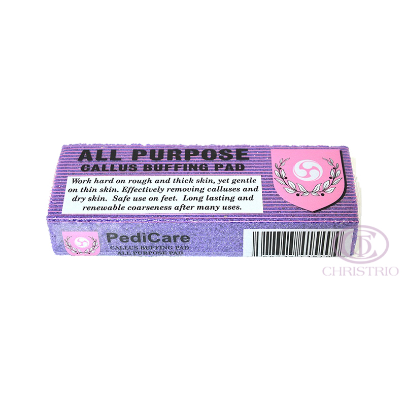 PEDICARE All purpose callus buffing pad