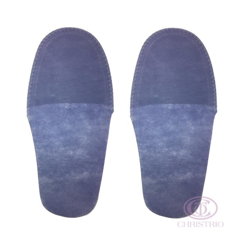 Slipper 25 pairs blue