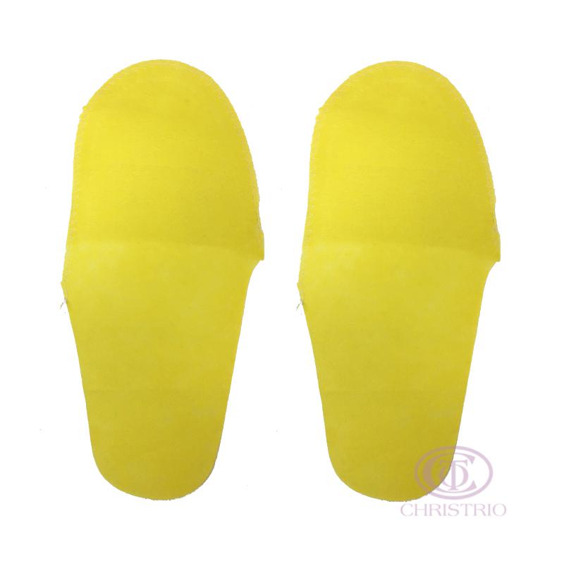 Slipper 25 pairs yellow