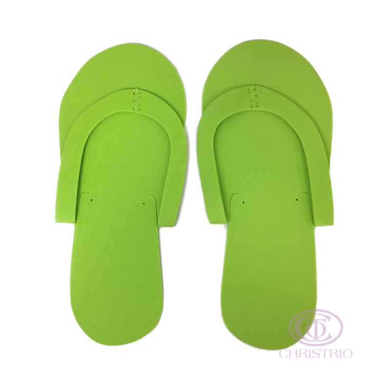 Slipper green 2
