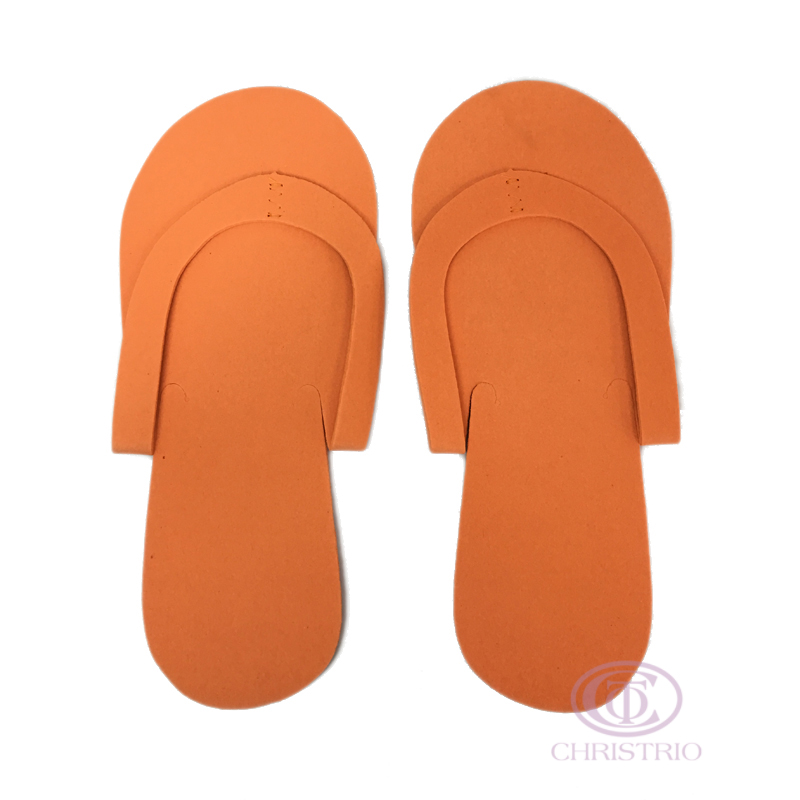 Slipper orange