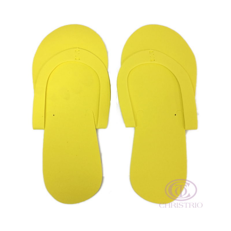 Slipper yellow