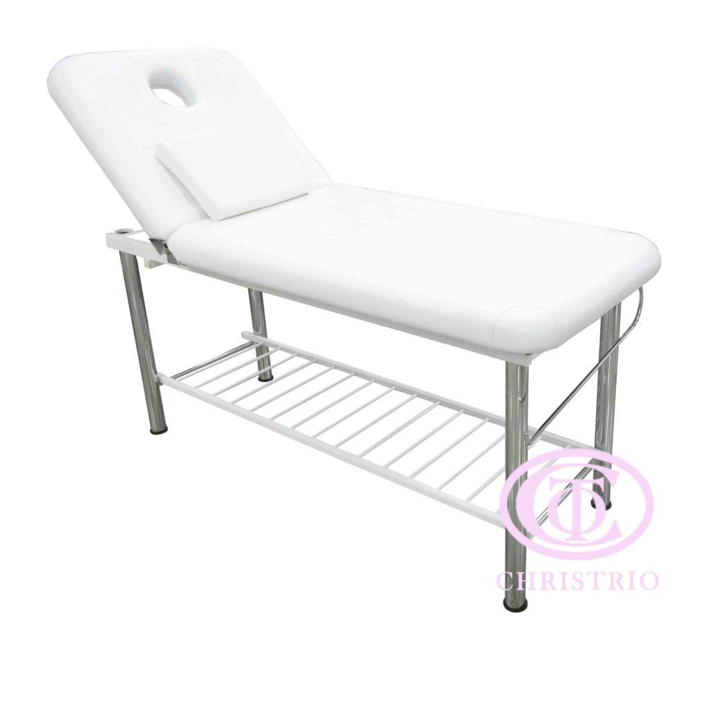Facial Bed TS-2611 (White 183x63x75cm)