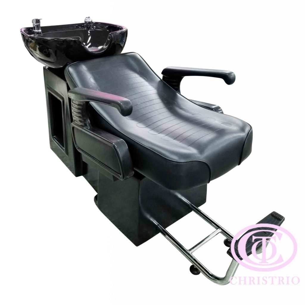 Shampoo unit  – Kadeřnický mycí box ( TS-8012 black)